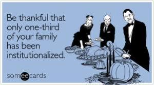 crazy family graphic