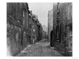 london street 19th century